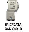 EPIC(R) DATA CAN Sub-D